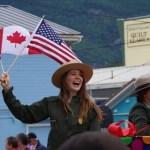 カナダ独立記念日とアメリカ独立記念日
