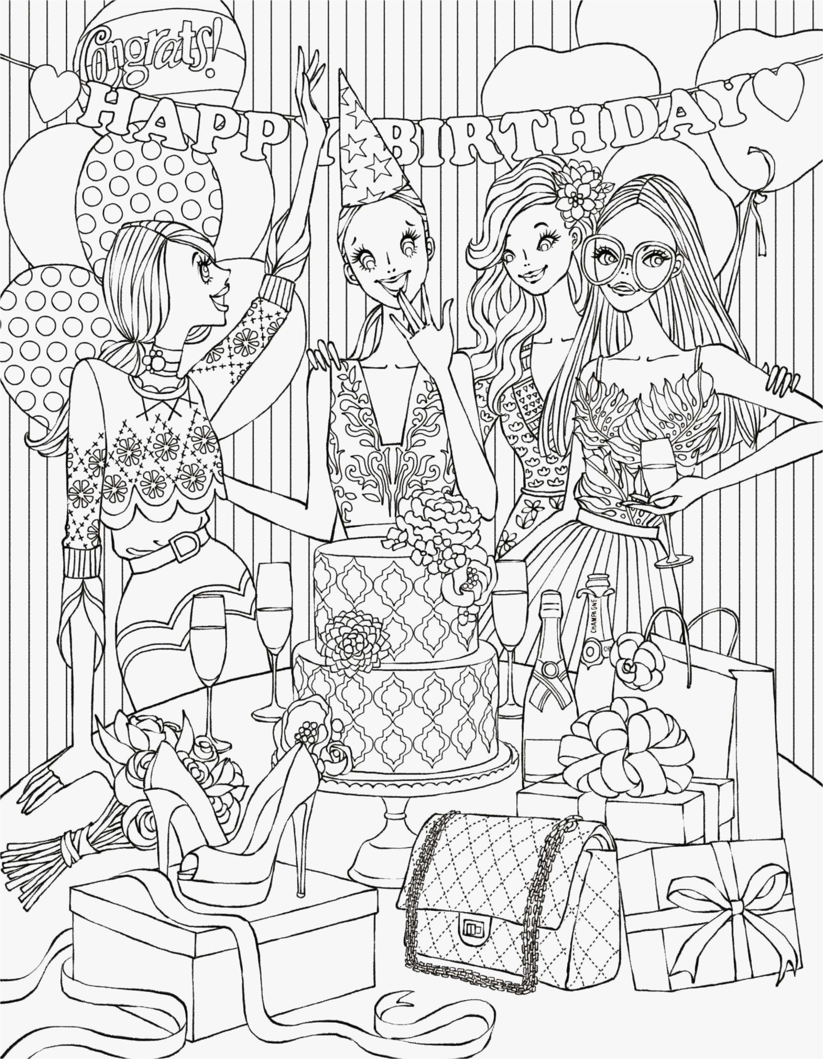 Coloring Pages Circus Printable