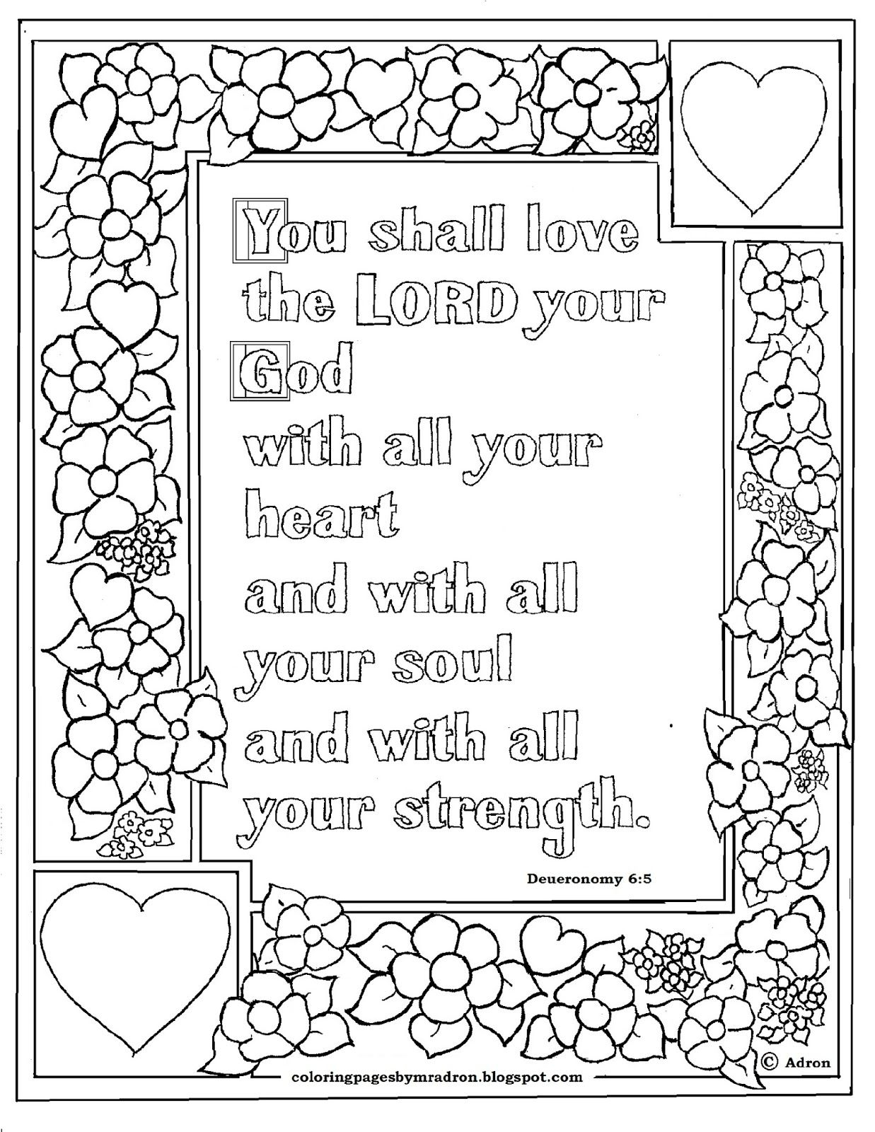 Jacob And Esau Coloring Pages To Print