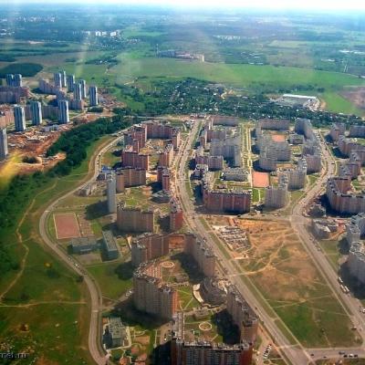Панорама района Кожухово фото 3