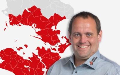 Distrikt 15: Sydsjælland og Lolland-Falster