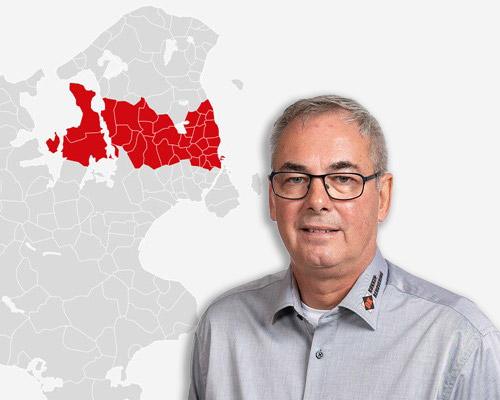 Distrikt 16: Nordsjælland syd