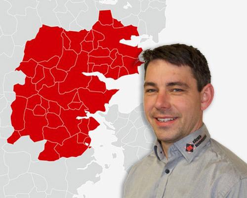 Distrikt 7: Midt- og Sydjylland nord