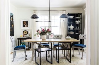 10 Formal Dining Room Ideas from Top Designers Photo by Lesley Unruh