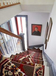 A Gorgeous Vintage Runners Diy Idea For Your Stairs   Oriental Carpet Runners For Stairs   Wall Carpet   Stuart Street   Salem Ma   Hallway Carpet   Boston Ma