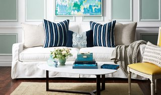 Your Guide to Styling Sofa Throw Pillows Your Guide to a Beautifully Styled Sofa