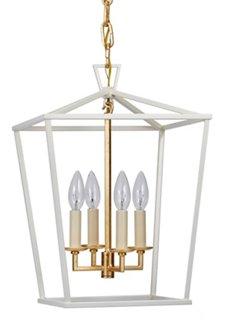 darlana lantern ivory