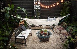 DIY Ideas for a Stylish Backyard on Small Backyard Renovation Ideas id=32676