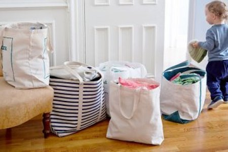 8 Decluttering Lessons Learned from the Marie Kondo book Kondo warns that you shouldn t show your family the discard bags  since they