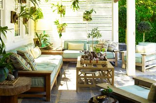 7 To Die For Ideas For Outdoor Spaces One Kings Lane