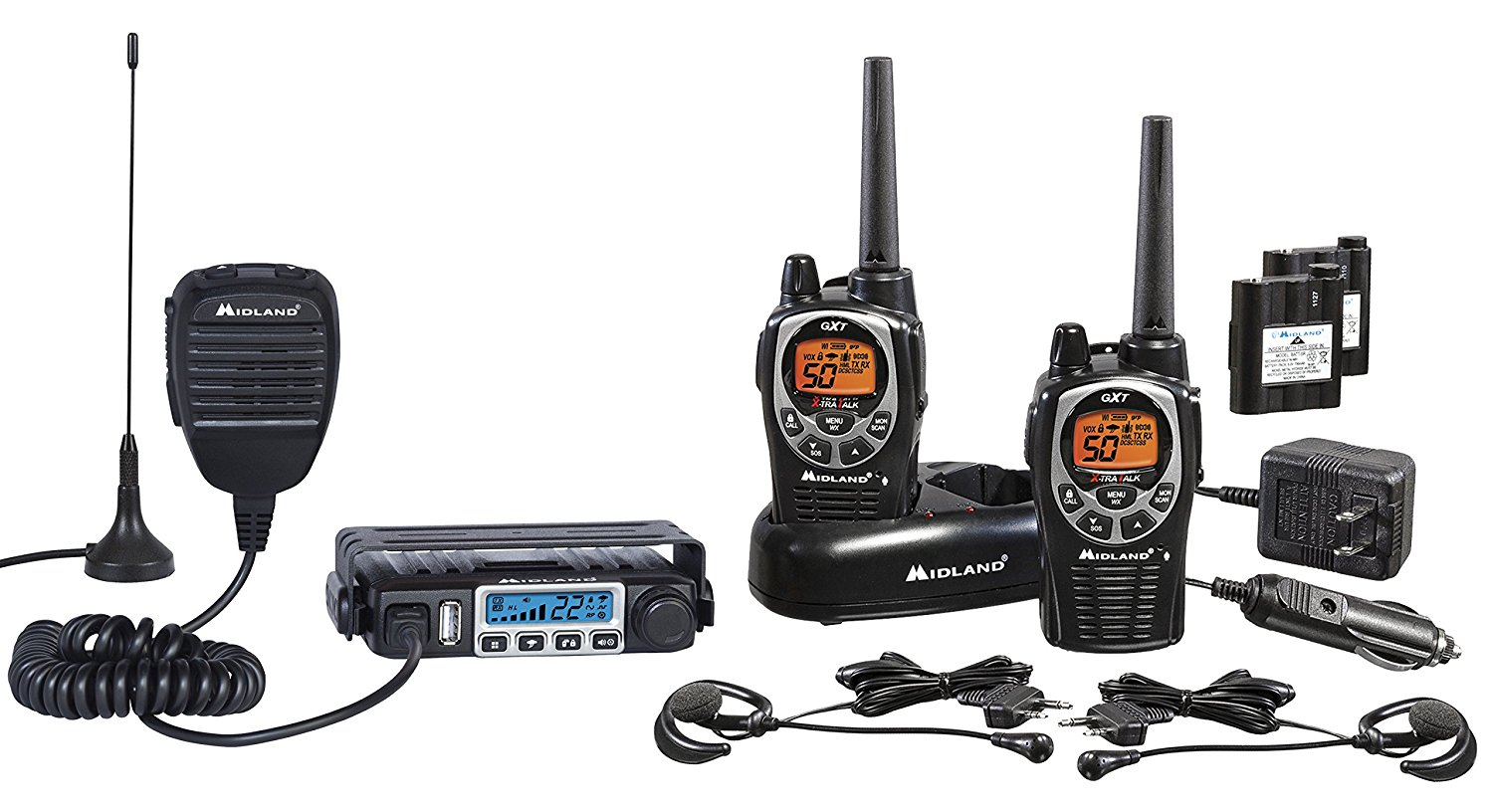 Why I Chose Gmrs Radio For 4 4 And Overland Communications