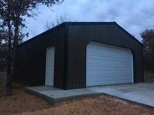 Oklahoma Detached Garages