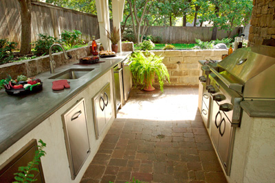 Create a Dream Destination in Your Own Backyard | Outdoor ... on Fancy Outdoor Living id=62680