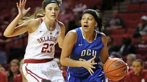 OCU's Wallen named NAIA Player of the Week