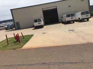 cargo van upfitting by oklahoma upfitters
