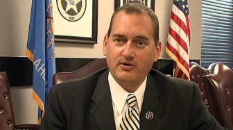 Mark Woodward, of the Oklahoma Bureau of Narcotics and Dangerous Drugs.