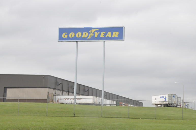 Goodyear Tire and Rubber Co. was approved to receive $20 million from employee's tax payments to expand its Lawton tire plant.