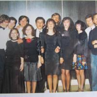 DRNIŠKI MATURANTI GENERACIJA 1988/1989 (25 godina)