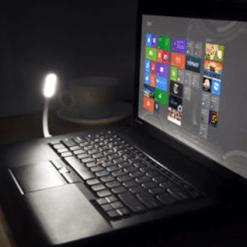 external usb keyboard light