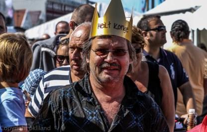 Heilt Konge Gladmat 2012