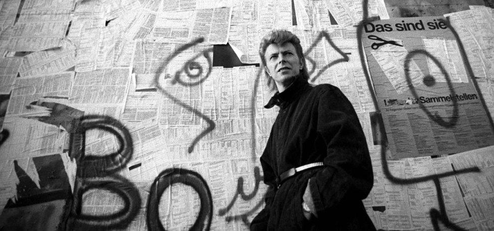 Gravações inéditas de David Bowie serão lançadas em janeiro