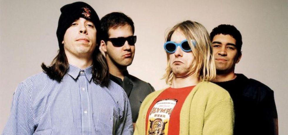 Nirvana é eleito o grupo mais influente dos últimos 35 anos