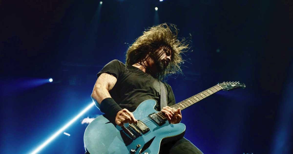 Foo Fighters lança música nova na virada do ano