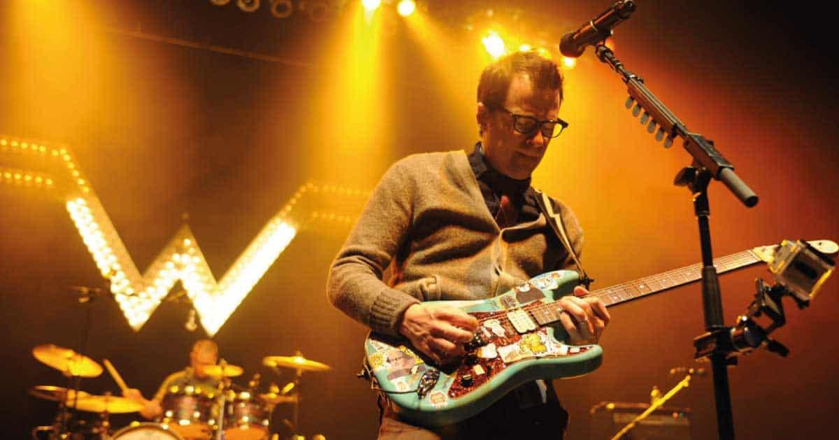 Rivers Cuomo: Van Weezer é um disco com músicas para estádios