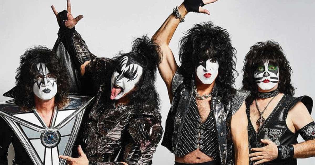 O Rock está morto? Gene Simmons e Paul Stanley do Kiss respondem