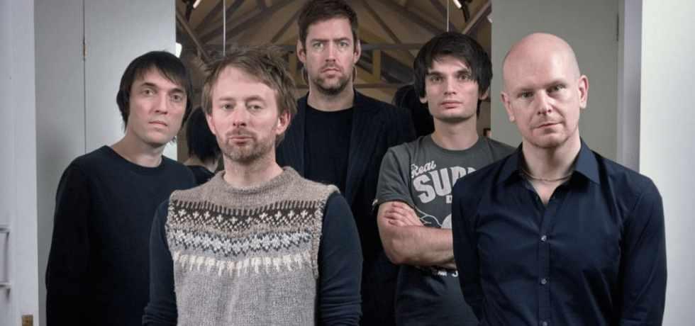 Radiohead retoma transmissão ao vivo de shows raros