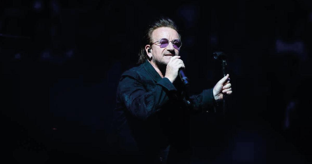 """Bono lança """"Eden (To Find Love)"""", colaboração com Linda Perry"""