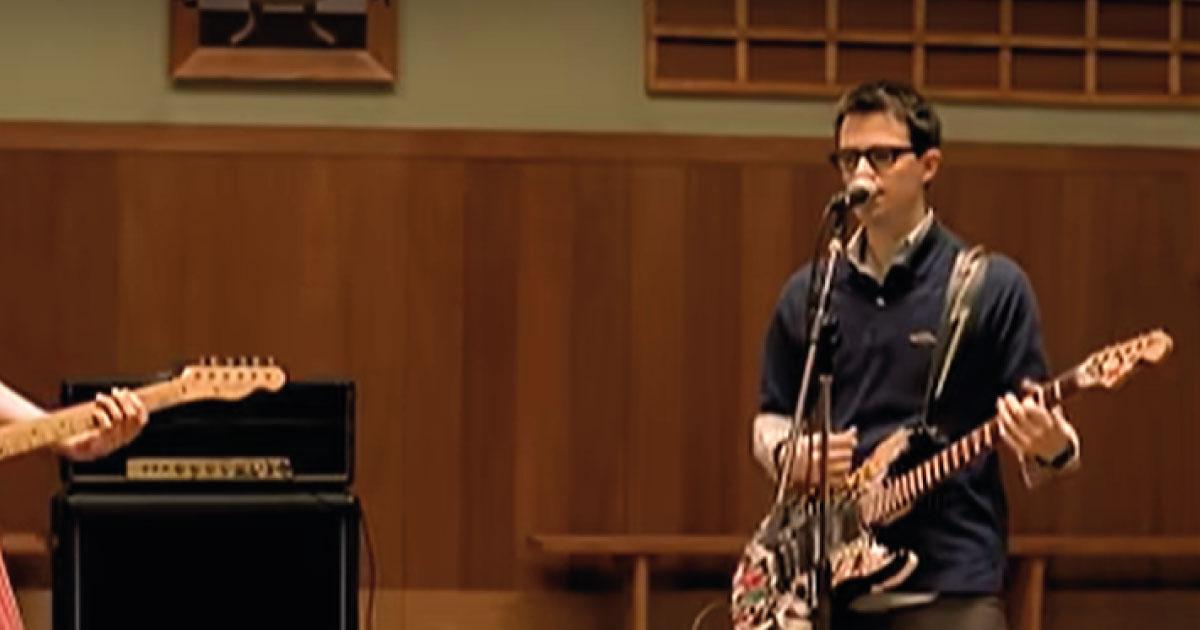 Clássico do Weezer quase foi uma música de Ozzy Osbourne