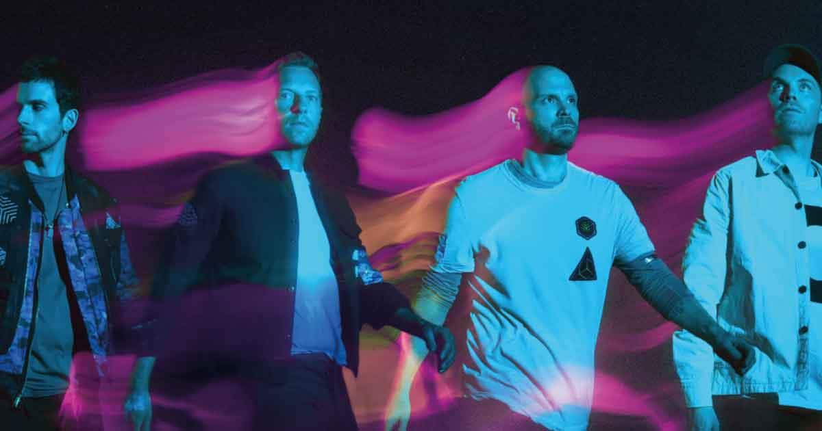 Coldplay faz show no TikTok pela erradicação da pobreza infantil