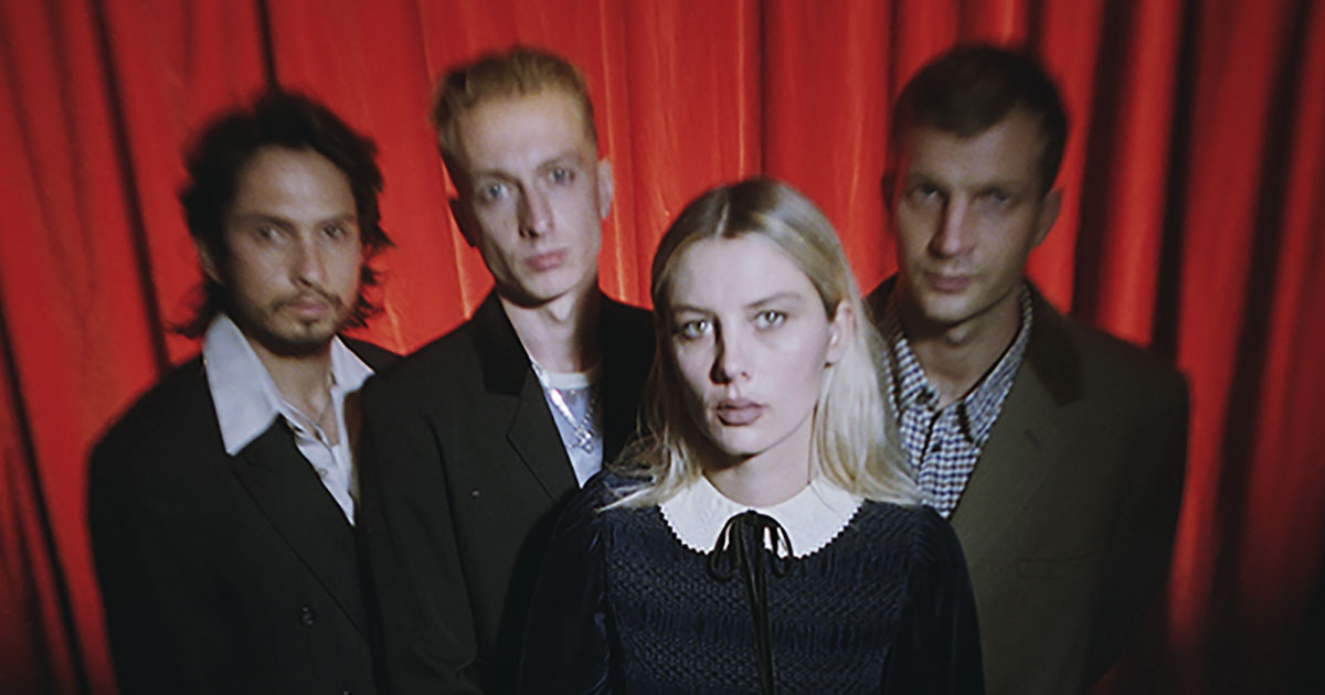 Wolf Alice antecipa mais uma faixa do novo álbum