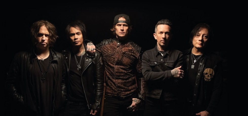 "Buckcherry lança ""Hellbound"", nono disco de estúdio"