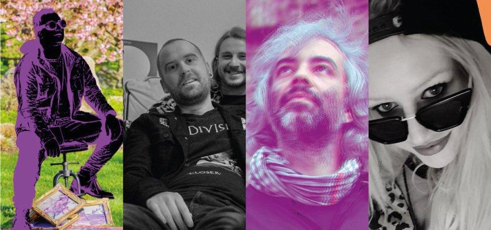 Descobertas Groover: Peter Lake, Harker, Sonora Fantasma e Erasing Grace