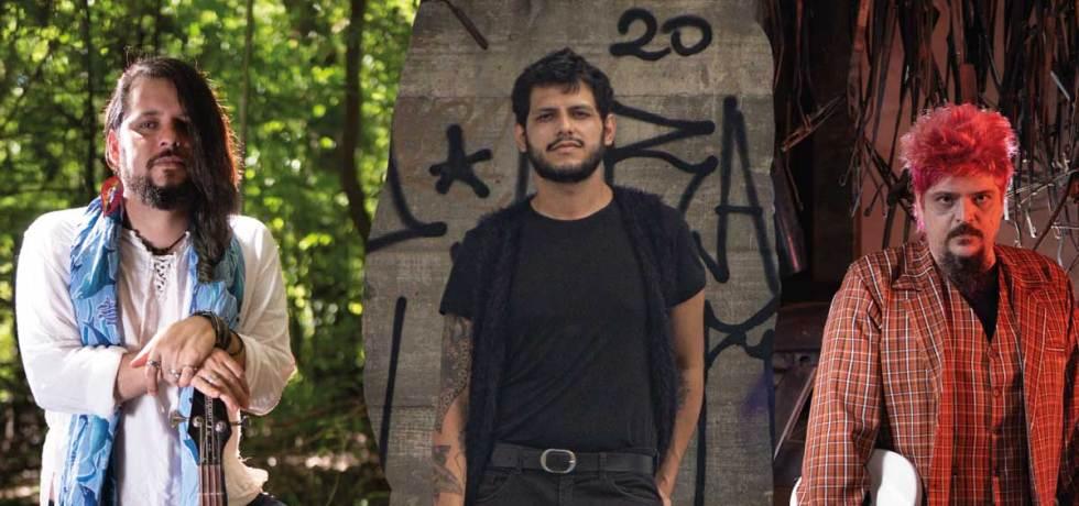"""Laika, de Brasília, faz sua estreia com o álbum """"Expressões e Emoções dos Animais Terrestres"""""""