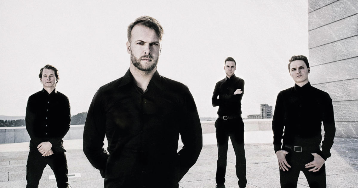 Leprous, banda norueguesa de rock progressiva, anuncia novo álbum e divulga single