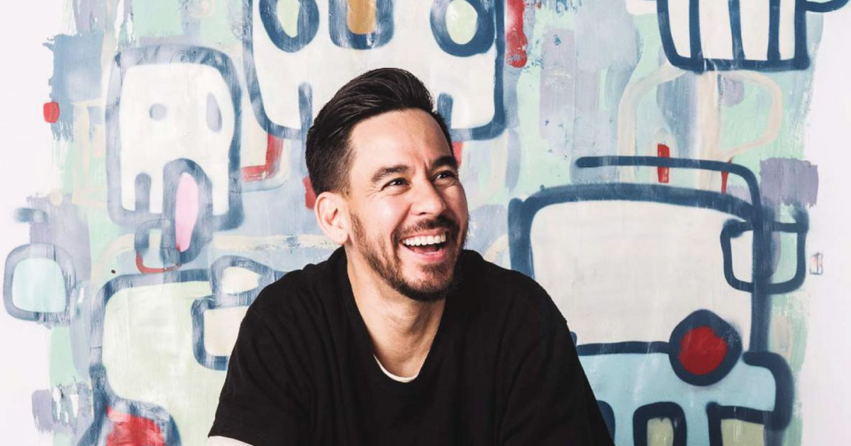 Mike Shinoda, do Linkin Park, comenta o futuro da música