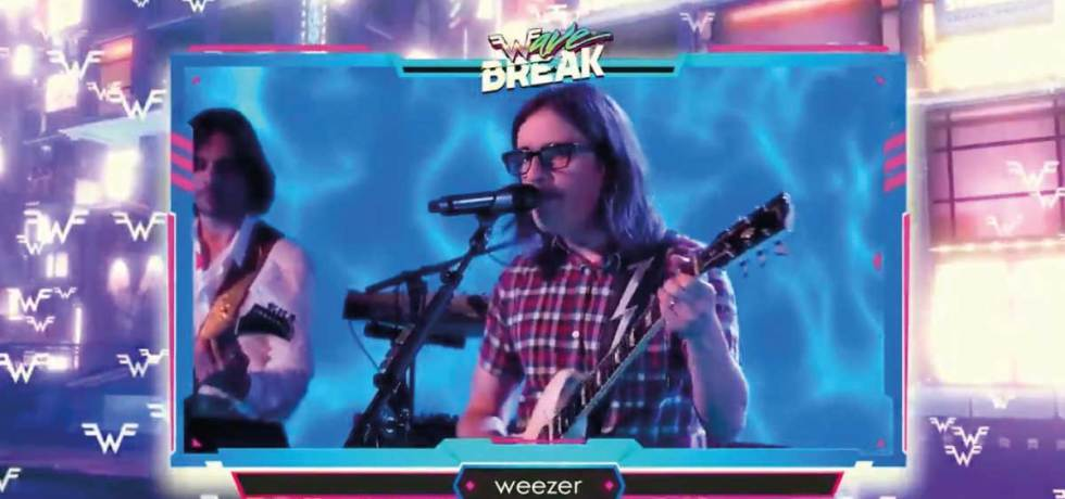 Weezer ironiza a crítica musical em novo single