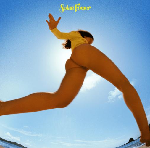 Lorde - Solar Power - Capa