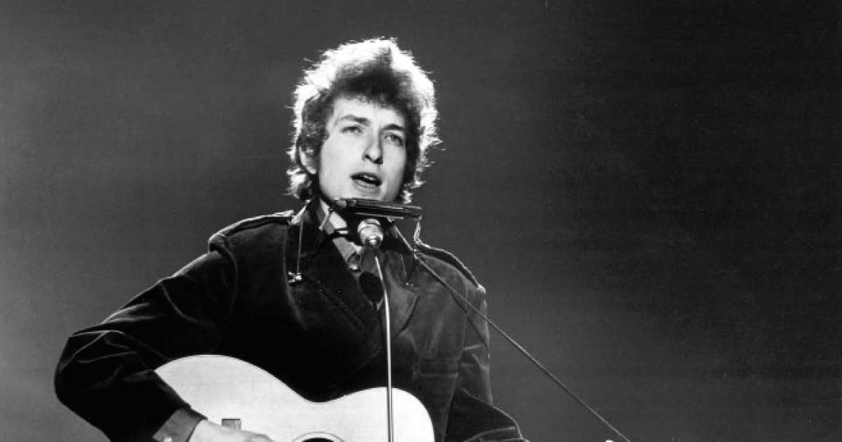 Bob Dylan é acusado de ter cometido assédio sexual em 1965