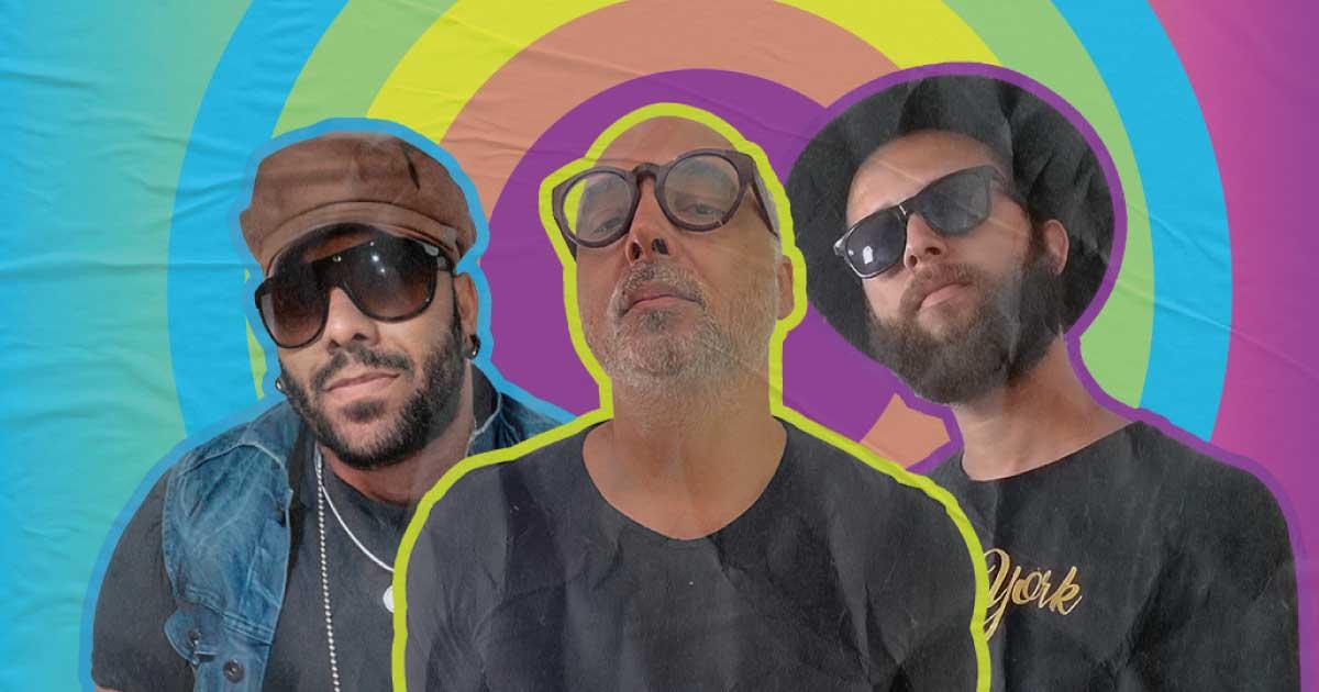 "Fonk's Gang, projeto de baterista do Jota Quest, lança o single ""Im About To Say"""