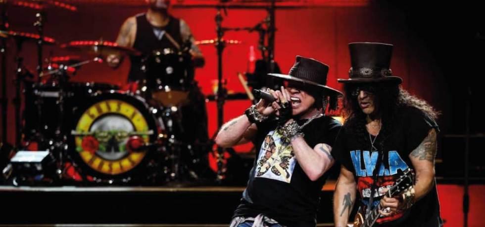 Guns N´ Roses, Tom Morello e mais 23 novidades; ouça agora