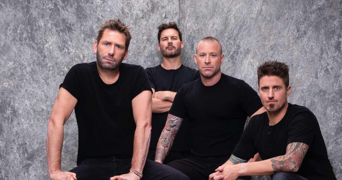 """Nickelback vai se esforçar para que o novo álbum não seja """"um disco de merda"""""""