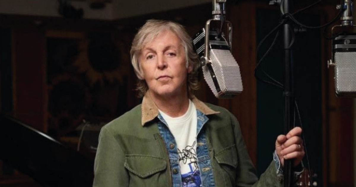 Paul McCartney lamenta morte de Charlie Watts em vídeo