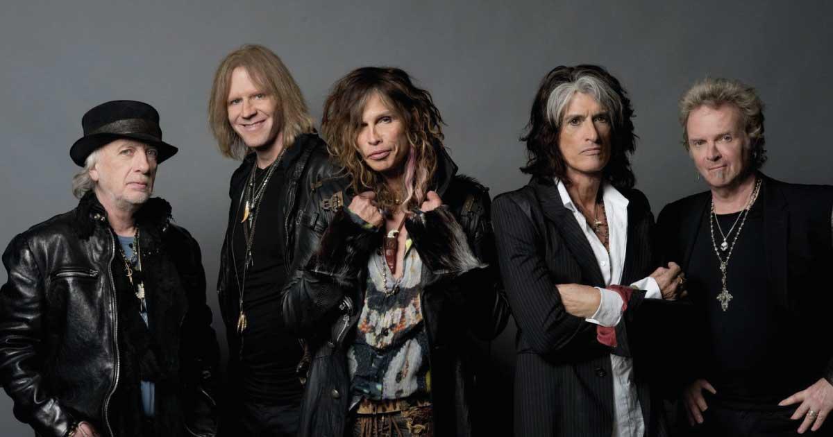 Sammy Hagar no Aerosmith? Banda cogitou substituir Steve Tyler, conta Joe Perry