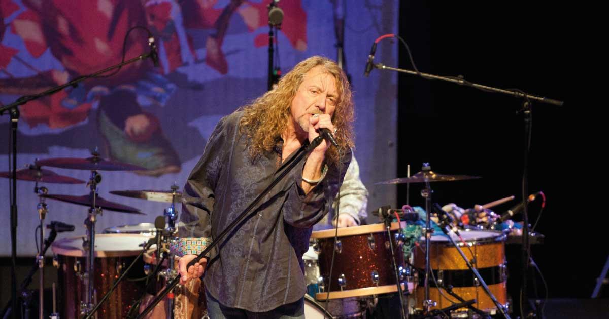 Robert Plant diz o que pensa sobre bandas que permanecem juntas por décadas