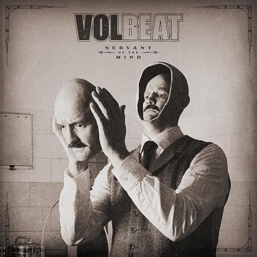 Volbeat - Servant Of The Mind - Capa