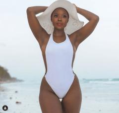 Scandal's Nambitha Ben-Mazwi Shows Off Her Ridiculously Stunning Bikini Bod